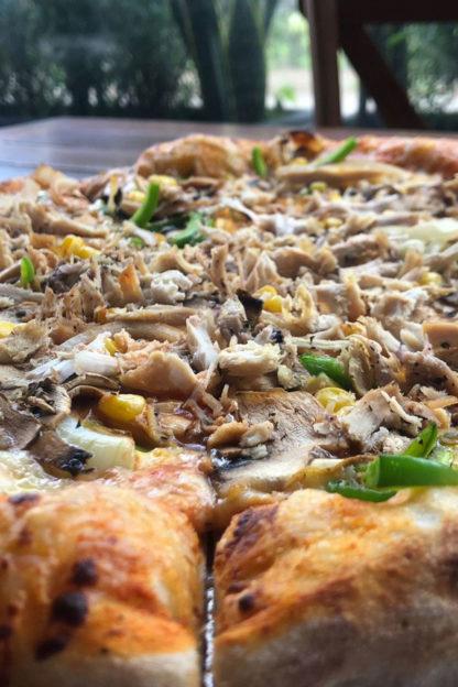 Chicken Supreme: Pizza del Mes